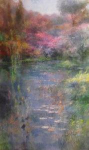 fiume con ninfee2