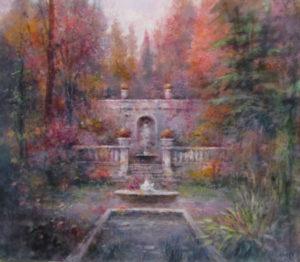 giardino settecentesco
