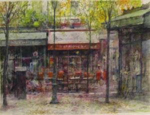 negozio a parigi
